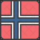 Norway Norwageian European Icon