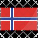 Norway International Nation Icon