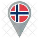 Norway Flag Icon