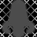 A Nose Icon