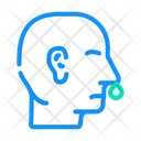 Nose Snot Disease Icon