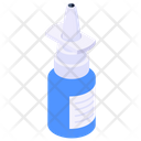 Nasal Spray Nose Spray Spray Bottle Icon