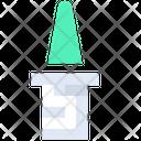 Nose Spray Icon