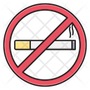 Nosmoke Stop Health Icon
