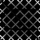 Not Subset Symbol Icon