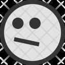 Not Assure Emoji Icon