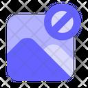 Not-allow-photo Icon
