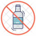 Not Allowed Ban Stop Icon