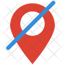 Location Marker Navigation Icon