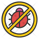Not Insect Icon