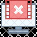 Not sending video frames Icon