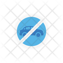 Notallowed Parking Sign Icon