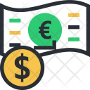 Note Currency Dollar Icon