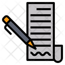 Pact Treaty Concordat Icon