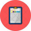 Note Business Tool Icon