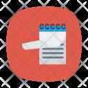 Note Pad Clipboard Icon