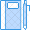 Note Book Office Icon