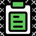 Note Write Message Icon