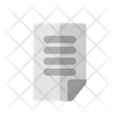 Note Working Note Notes Icon