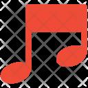 Musical Single Bar Icon