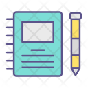 Note Office Documents Icon