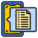 Note Application File Document Icon