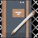 Note Book Book Text Book Icon