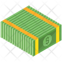 Dollar Bill Stack Icon