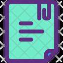 Note File Attach File Attachment File Icon