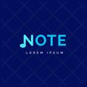 Note Logo Icon