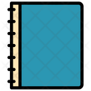 Notebook Book Journal Icon