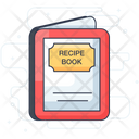 Notebook Text Book Bookmark Icon