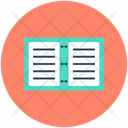 Notebook Diary Stationery Icon