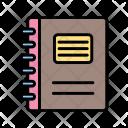 Notebook Book Computer Icon