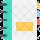 Notepad Writing Pad Icon