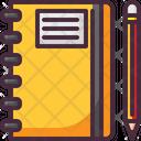 Address Book Bookmark Notebook Icon