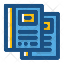 Notebook Book Data Icon