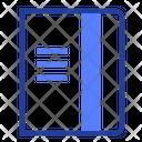 Notebook Organizer Planning Icon