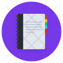 Scrapbook Drafting Pad Notebook Icon