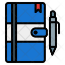 Notebook Book Note Icon