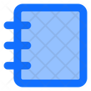Notebook Diary File Icon
