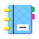 Notebook Book Education Icon