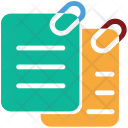 Notebook Writing Pad Icon