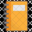 Notebook Diary Spriral Book Icon