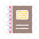 Notebook Notepad Memo Icon
