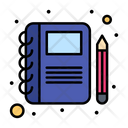Notebook Diary Book Icon