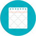 Notebook Notepad Scratch Icon