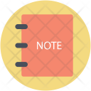Notebook Notepad Notes Icon
