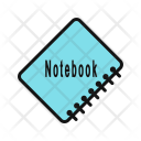 Notebook Files Extension Icon