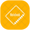 Notebook Sheet Files Icon
